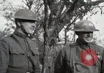Image of decoration ceremony France, 1918, second 43 stock footage video 65675021516