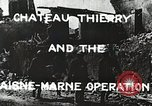 Image of Marne Operation France, 1918, second 4 stock footage video 65675021520