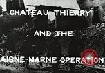 Image of Marne Operation France, 1918, second 7 stock footage video 65675021520