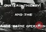 Image of Marne Operation France, 1918, second 8 stock footage video 65675021520