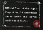 Image of Marne Operation France, 1918, second 14 stock footage video 65675021520