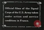 Image of Marne Operation France, 1918, second 16 stock footage video 65675021520