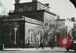 Image of National Theatre building Washington DC USA, 1921, second 46 stock footage video 65675021533