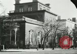 Image of National Theatre building Washington DC USA, 1921, second 47 stock footage video 65675021533
