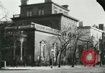 Image of National Theatre building Washington DC USA, 1921, second 48 stock footage video 65675021533