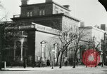 Image of National Theatre building Washington DC USA, 1921, second 49 stock footage video 65675021533