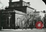 Image of National Theatre building Washington DC USA, 1921, second 50 stock footage video 65675021533