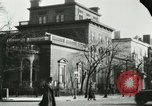 Image of National Theatre building Washington DC USA, 1921, second 53 stock footage video 65675021533
