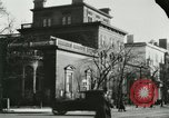 Image of National Theatre building Washington DC USA, 1921, second 54 stock footage video 65675021533