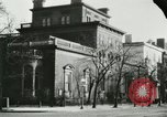 Image of National Theatre building Washington DC USA, 1921, second 57 stock footage video 65675021533