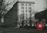Image of National Theatre building Washington DC USA, 1921, second 59 stock footage video 65675021533