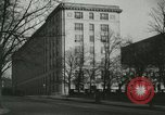 Image of National Theatre building Washington DC USA, 1921, second 60 stock footage video 65675021533