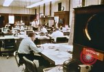 Image of Use of early computers in newspaper production Detroit Michigan USA, 1974, second 23 stock footage video 65675021551