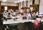 Image of Use of early computers in newspaper production Detroit Michigan USA, 1974, second 28 stock footage video 65675021551