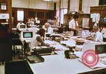Image of Use of early computers in newspaper production Detroit Michigan USA, 1974, second 30 stock footage video 65675021551