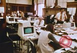Image of Use of early computers in newspaper production Detroit Michigan USA, 1974, second 33 stock footage video 65675021551