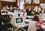 Image of Use of early computers in newspaper production Detroit Michigan USA, 1974, second 34 stock footage video 65675021551