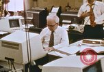 Image of Use of early computers in newspaper production Detroit Michigan USA, 1974, second 37 stock footage video 65675021551