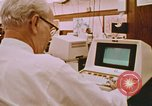 Image of Use of early computers in newspaper production Detroit Michigan USA, 1974, second 44 stock footage video 65675021551