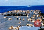 Image of food and medical services aboard USS Yorktown World War 2 Pacific Ocean, 1943, second 29 stock footage video 65675021555