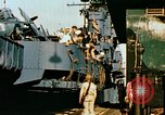 Image of food and medical services aboard USS Yorktown World War 2 Pacific Ocean, 1943, second 38 stock footage video 65675021555