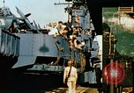 Image of food and medical services aboard USS Yorktown World War 2 Pacific Ocean, 1943, second 39 stock footage video 65675021555