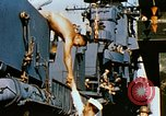 Image of food and medical services aboard USS Yorktown World War 2 Pacific Ocean, 1943, second 51 stock footage video 65675021555