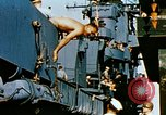 Image of food and medical services aboard USS Yorktown World War 2 Pacific Ocean, 1943, second 54 stock footage video 65675021555