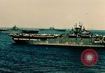 Image of USS Yorktown in Marianas region World War 2 Pacific Theater, 1944, second 19 stock footage video 65675021562
