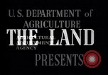 Image of Eroded land of farmers in Great Depression United States USA, 1939, second 7 stock footage video 65675021568
