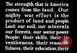 Image of Eroded land of farmers in Great Depression United States USA, 1939, second 42 stock footage video 65675021568