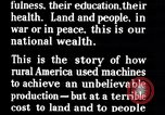 Image of Eroded land of farmers in Great Depression United States USA, 1939, second 55 stock footage video 65675021568