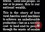 Image of Eroded land of farmers in Great Depression United States USA, 1939, second 57 stock footage video 65675021568