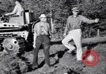 Image of Clearing trees for more farm land United States USA, 1939, second 15 stock footage video 65675021577