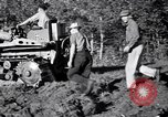 Image of Clearing trees for more farm land United States USA, 1939, second 16 stock footage video 65675021577