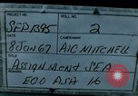 Image of United States Air Base Vietnam, 1967, second 2 stock footage video 65675021586