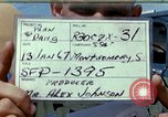 Image of United States airmen Vietnam, 1967, second 1 stock footage video 65675021605