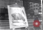 Image of Kennedy assassination Chicago Illinois USA, 1963, second 42 stock footage video 65675021634