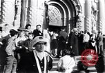 Image of Protestant funeral service Los Angeles California USA, 1963, second 13 stock footage video 65675021635