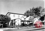 Image of Protestant funeral service Los Angeles California USA, 1963, second 30 stock footage video 65675021635