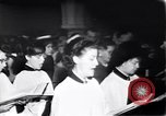 Image of Protestant funeral service Los Angeles California USA, 1963, second 39 stock footage video 65675021635