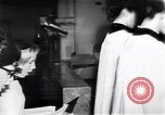 Image of Protestant funeral service Los Angeles California USA, 1963, second 46 stock footage video 65675021635