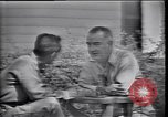 Image of Vice President Lyndon Johnson United States USA, 1963, second 37 stock footage video 65675021637