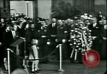 Image of Kennedy's State Funeral Washington DC USA, 1963, second 9 stock footage video 65675021642