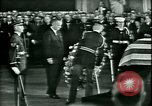 Image of Kennedy's State Funeral Washington DC USA, 1963, second 40 stock footage video 65675021642
