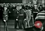 Image of Kennedy's State Funeral Washington DC USA, 1963, second 41 stock footage video 65675021642