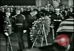 Image of Kennedy's State Funeral Washington DC USA, 1963, second 43 stock footage video 65675021642