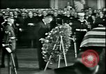 Image of Kennedy's State Funeral Washington DC USA, 1963, second 44 stock footage video 65675021642