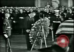 Image of Kennedy's State Funeral Washington DC USA, 1963, second 46 stock footage video 65675021642