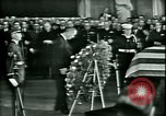 Image of Kennedy's State Funeral Washington DC USA, 1963, second 47 stock footage video 65675021642